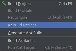 Compilation of Maven projects is supported only if external build is started from an IDE